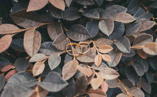 Indian Summer Wedding : le mariage d'automne qui scintille